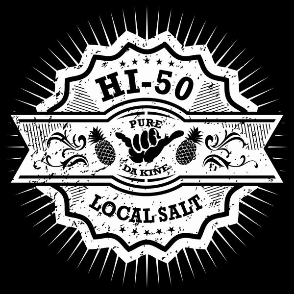 HI-50 LOCAL SALT PURE DA KINE EMBLEM T-SHIRT