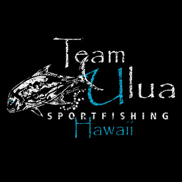 TEAM ULUA SPORTFISHING HAWAII TEE