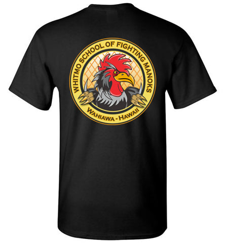 LOCAL GROWN FIGHTING CHICKEN TEE