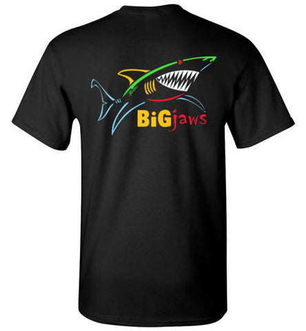 Bad Tuna T-shirt Co. YOUTH BIG JAWS SHARK T-SHIRT badtuna