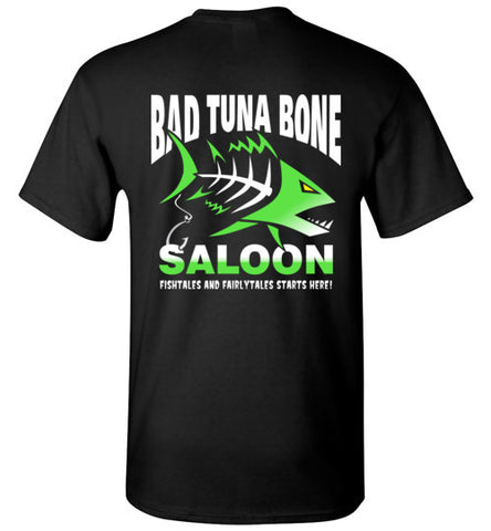 THE BAD TUNA BONE SALOON T-SHIRT