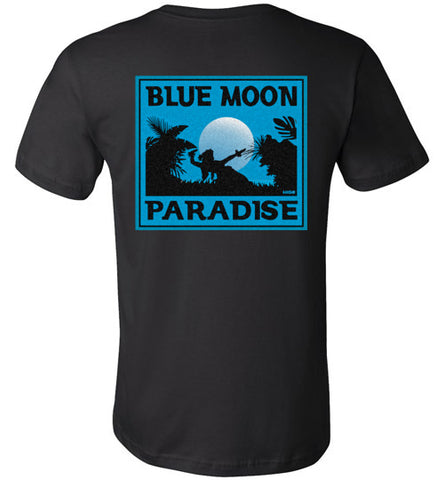 HI-50 BLUE MOON PARADISE T-SHIRT
