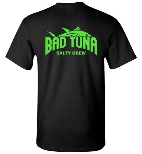 Bad Tuna T-shirt Co. BAD TUNA SALTY CREW T-SHIRT badtuna