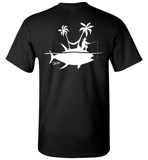 YELLOWFIN ISLAND T-SHIRT