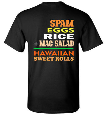 HAWAIIAN DIET T-SHIRT