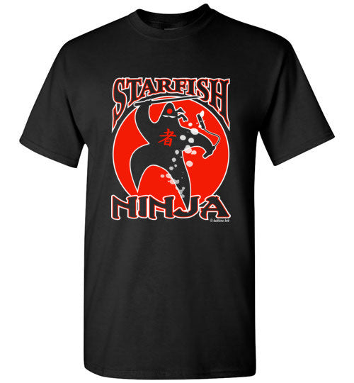 Bad Tuna T-shirt Co. YOUTH STARFISH NINJA T-SHIRT badtuna