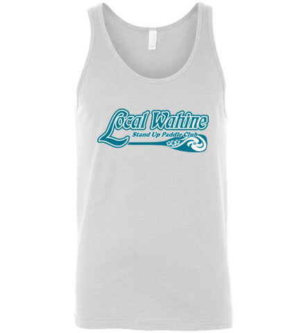 Bad Tuna T-shirt Co. LOCAL WAHINE SUP CLUB TANK TOP local wahine