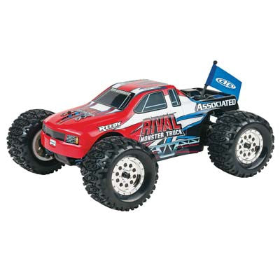 Associated 1/18 Rival 4WD Monster Truck RTR