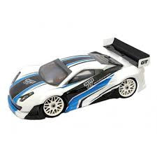 Blitz 1/8 GT Race Body 315mm 60804-10