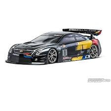 Protoform Cadillac ATS-V.R Clear Body  1543-30