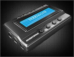 Hobbywing Multifunction LCD Program Box 130502000