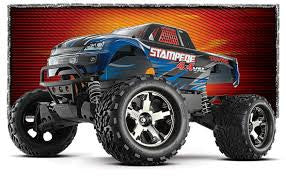 Traxxas Stampede 4X4 VXL Brushless 670863
