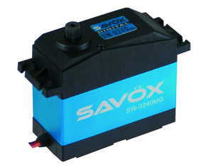 Savox Water Proof Servo 7.4 V SW-0240MG
