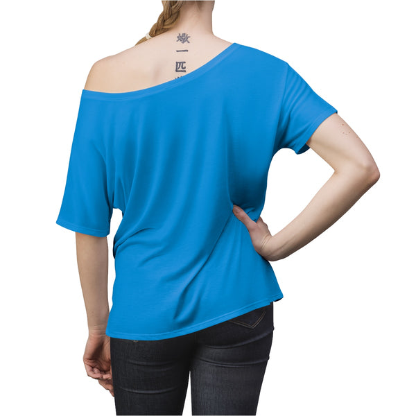 Life is Too Short for Boring Hair Slouchy Top