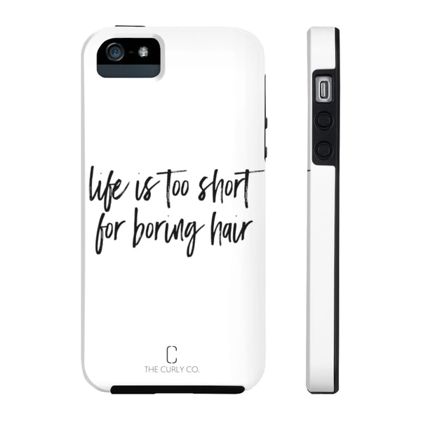 The Curly Co. Case Mate Tough Phone Cases