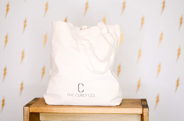 The Curly Co. Tote Set