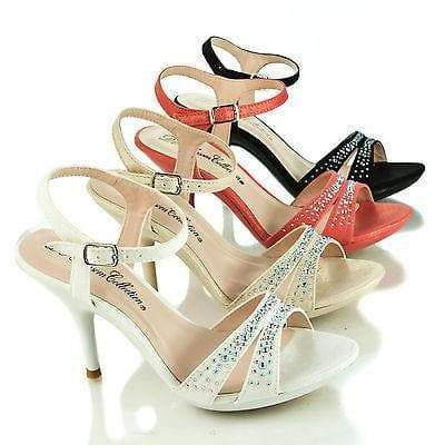 Lin85 Nude Pearl By Blossom, Pearl Faux Suede Open Toe Sling back Low Platform Pump Sandals