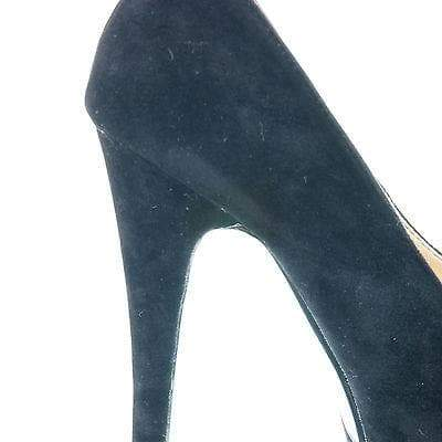 Padma01 Black By Fahrenheit, Women's Closed Toe Platform Pump Stiletto Heels