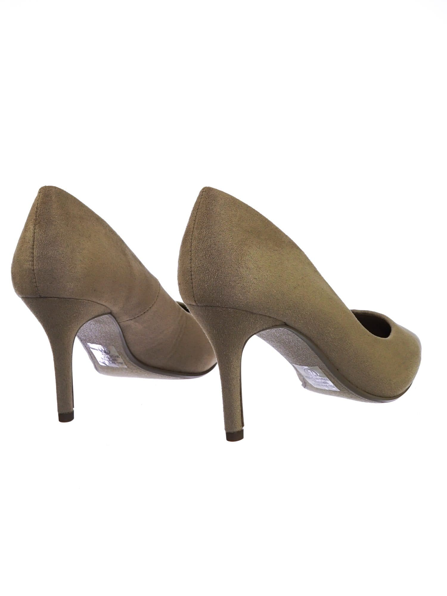 Libby DweaSU Extra Comfortable Foam Padded Cushion Pointed Toe High Heel Dress Pump