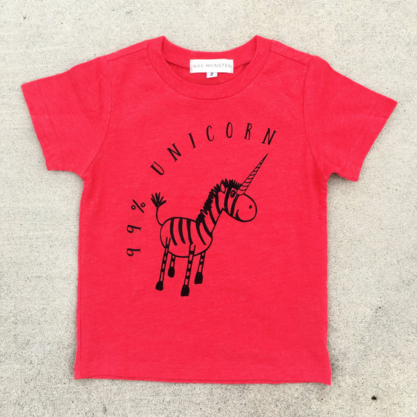 99% Unicorn Graphic Tee