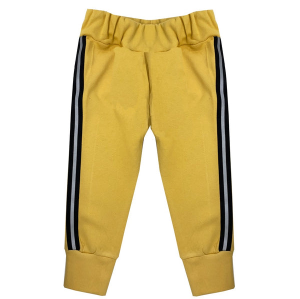 Mustard Joggers - Unisex for Boys and Girls