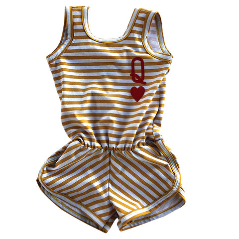 graphic romper for toddler girl, kids clothes, girls clothes, rompers for girls