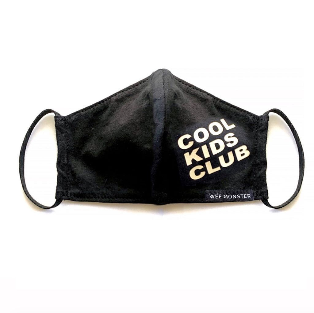 Cool Kids Club - Adult Face Masks - Unisex for Men and Women