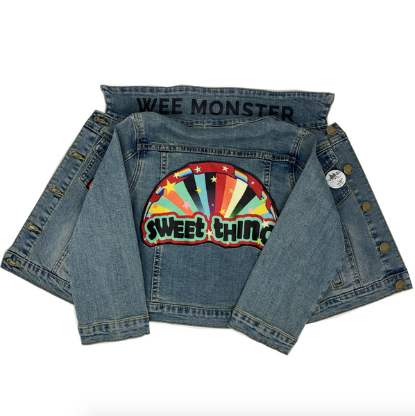 Sweet Thing Denim Jacket - Unisex for Boys and Girls