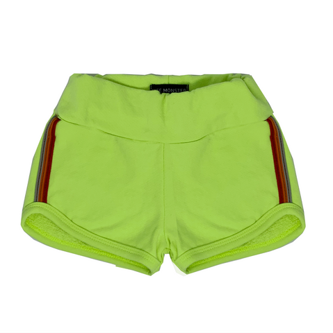 Limelight Short Shorts - Unisex for Boys and Girls