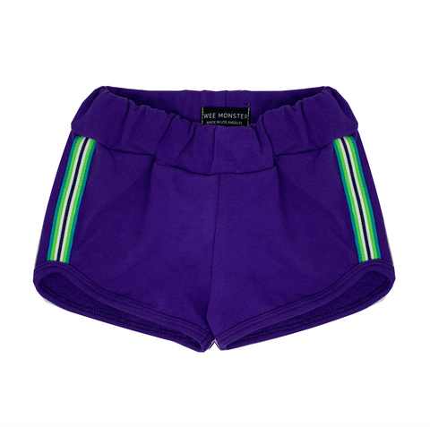 Grape Juice Short Shorts - Unisex for Boys and Girls