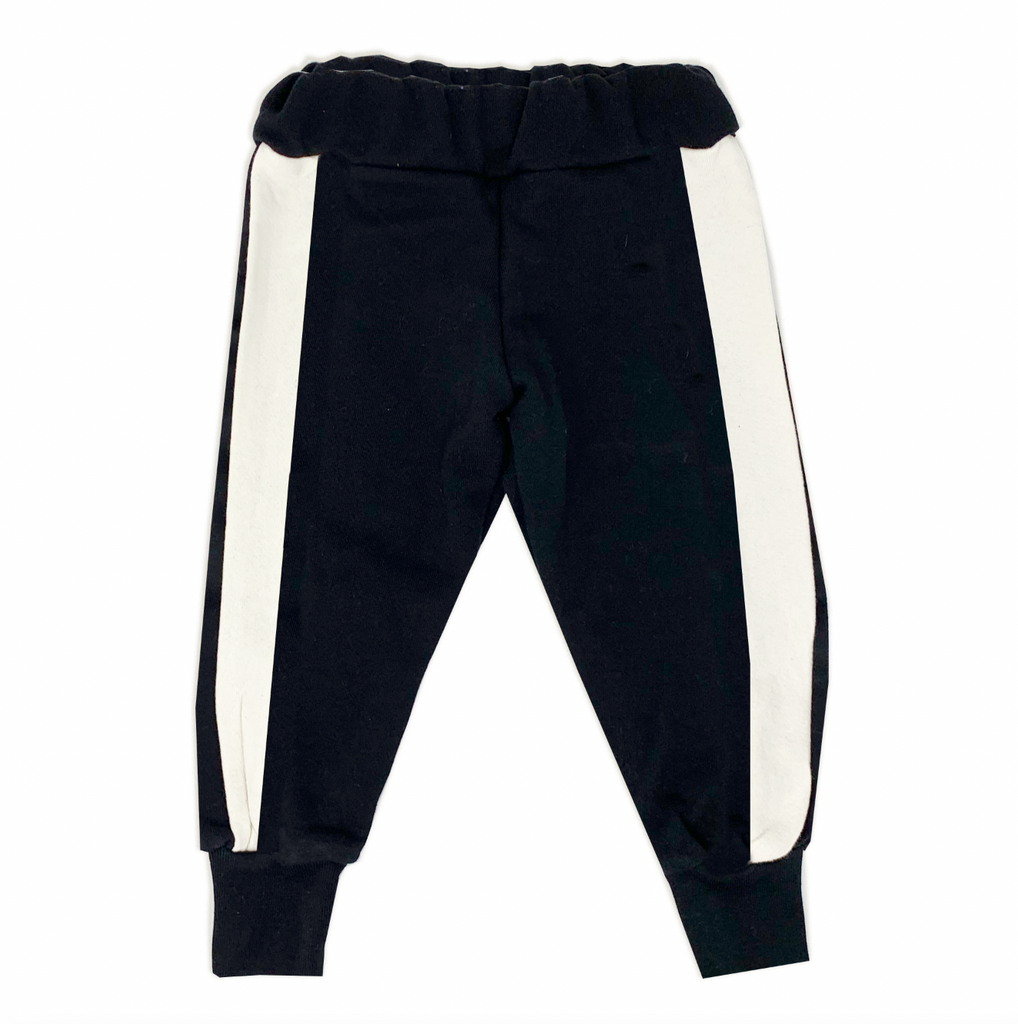 Super Duper Black Joggers - Unisex for Boys and Girls