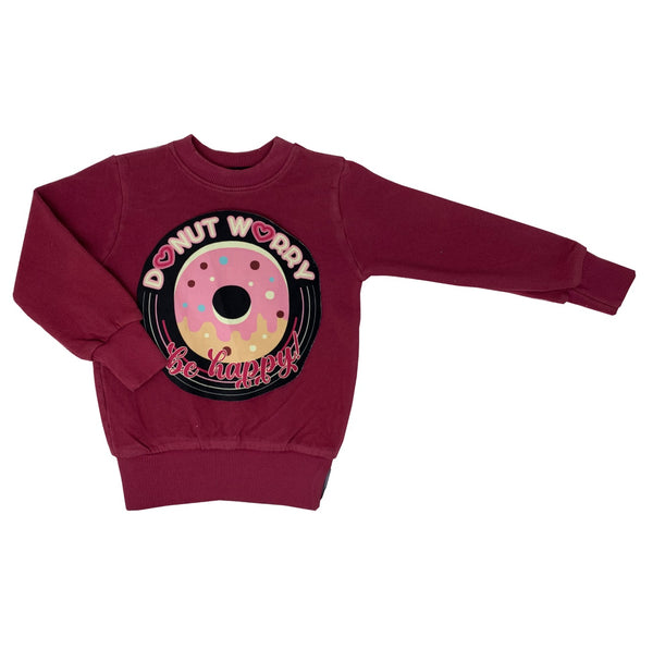 Donut Sweatshirt - Unisex for Boys and Girls