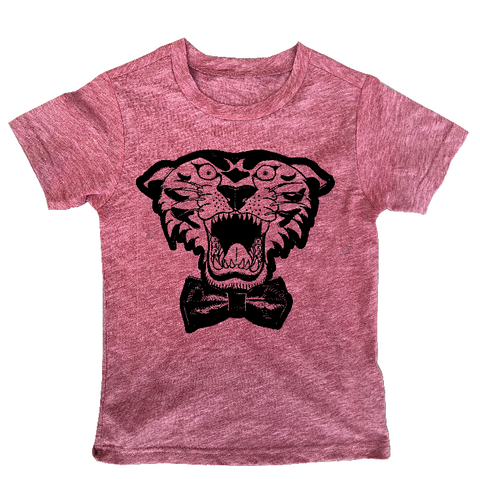 tiger graphic t-shirt for children, boys, girls, kids clothes, girl clothes, tees for boys or girls