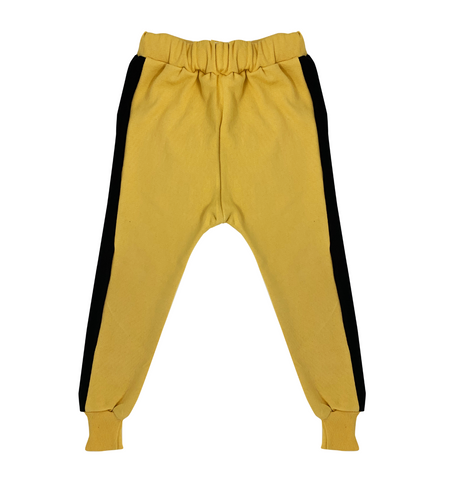 New Mustard Joggers - Unisex for Boys and Girls