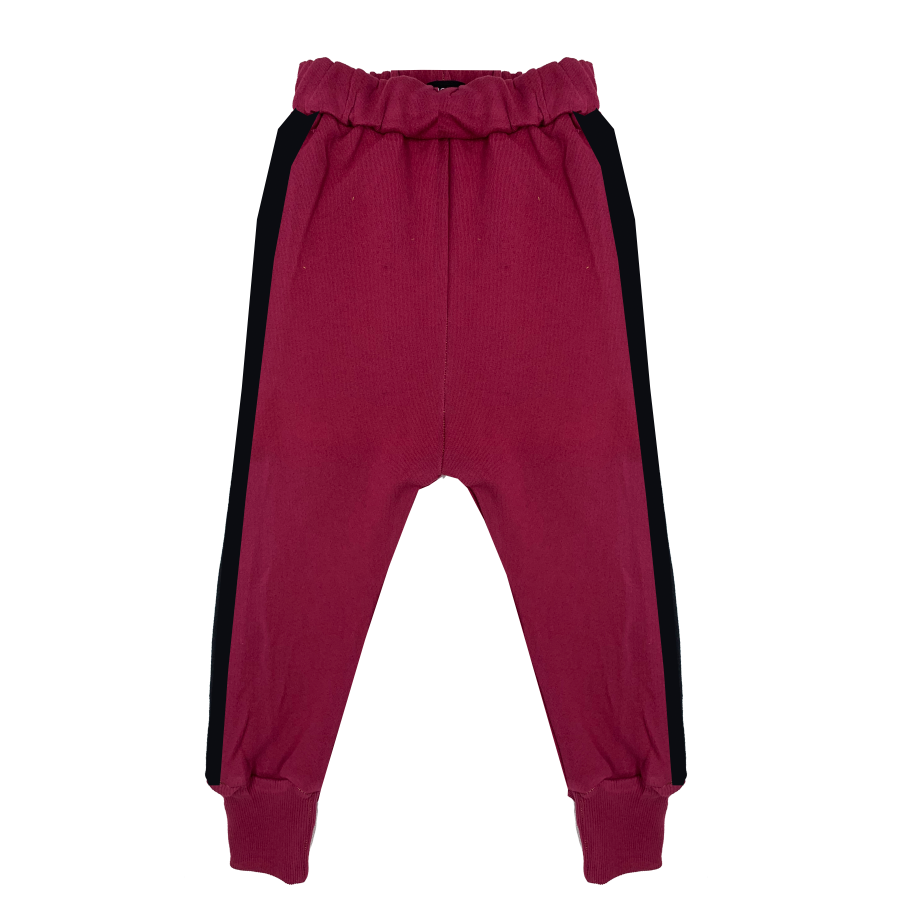 Groovy Pink Joggers - Unisex for Boys and Girls