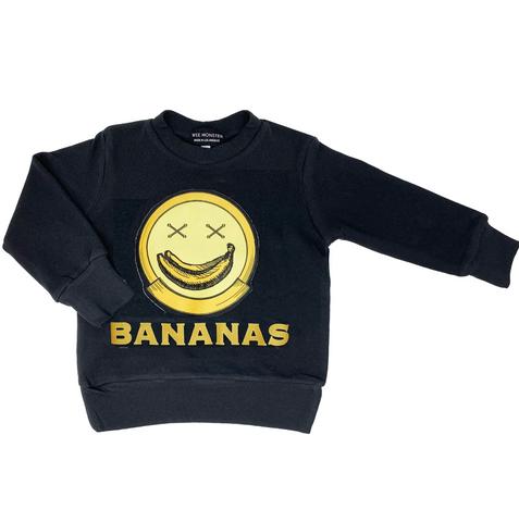 Bananas Sweatshirt - Unisex for Boys and Girls