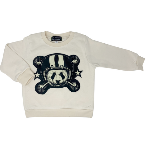 Panda Sweatshirt - Unisex for Boys and Girls