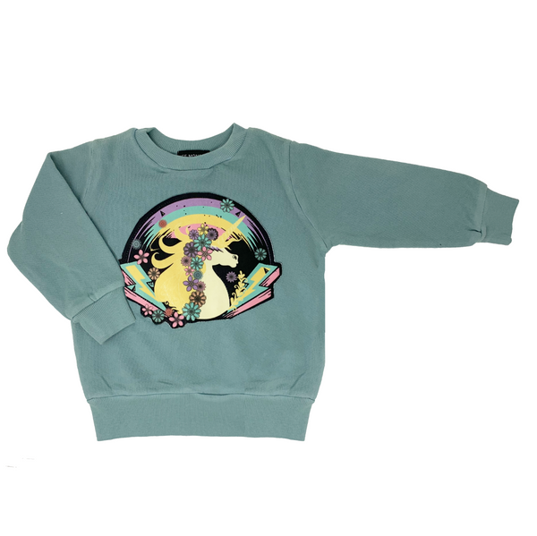 Unicorn Sweatshirt - Unisex for Boys and Girls