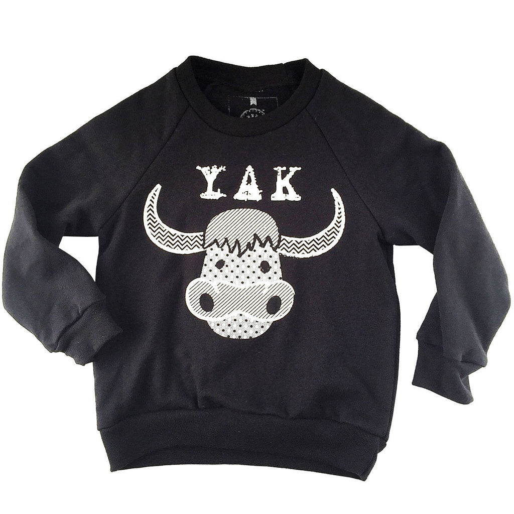 Yak Pull-Over Sweater