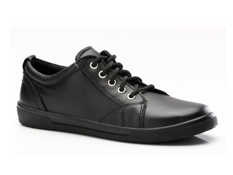 Jay - Boys Lace up Shoe - Nappa Leather