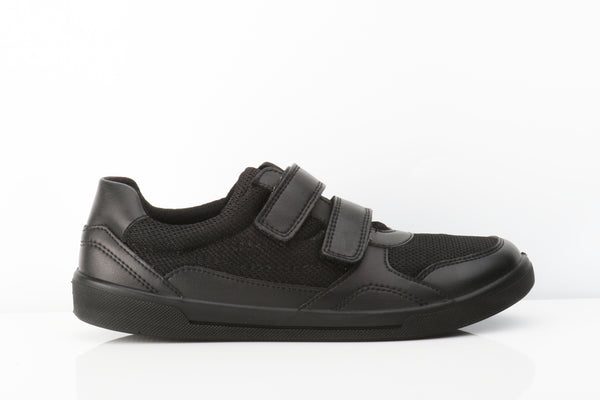 Snipe Velcro <br> Syn.Leather + Mesh