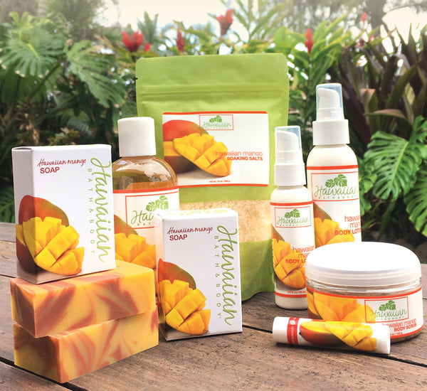 Hawaiian Mango Collection