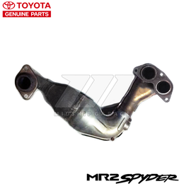 Genuine OEM - Toyota MR2 Spyder ZZW30 99-06  - Exhaust Main Catalytic Conver (USED)