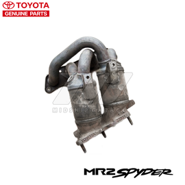 Genuine OEM - Toyota MR2 Spyder ZZW30 99-06  - Exhaust Manifold Header (USED)