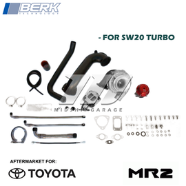 Berk Technology - Toyota MR2 SW20 (93-99) 3S-GTE Gen 2 - GT30R Turbo Kit