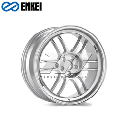 "Enkei - RPF1 Wheels (Silver) - 14"" 15"" 16"" 17"" 18"" 4x100, 5x114.3 Various Offset"