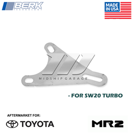 Berk Technology - Toyota MR2 SW20 Turbo 3S-GTE (89-99) - Downpipe Support Bracket