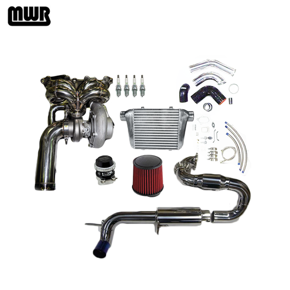 MWR Turbo Kit – GT28XX – Toyota MR2 Spyder ZZW30 2ZZ Swap 99-06
