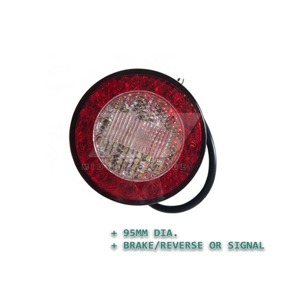 CREE LED Rear Tail Lamp Version 1 (Brake/Signal/Reverse)