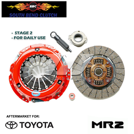 South Bend - Toyota MR2 Turbo SW20 (90-99) - Stage 2 'Daily Use' Clutch Kit for 2.2L 3S-GTE